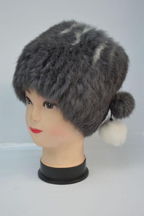 Оригинальная меховая шапка хит сезона