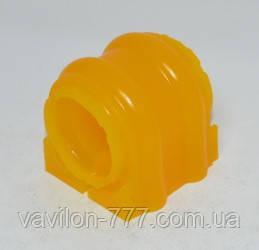 Втулка стабилизатора  переднего id=22мм Kia Carens 2013-  ОЕМ 54813-3S110 полиуретан
