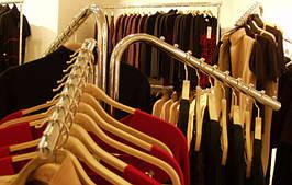 Стойки для одежды пр-во Украина