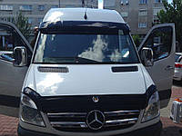 Козирьок Mercedes Sprinter NEW 2006 + 2013 + (прозрачний)