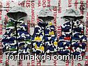 Безрукавки для мальчика на флисе TAURUS 1-5 лет