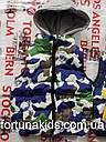 Безрукавки для мальчика на флисе TAURUS 1-5 лет, фото 2