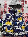 Безрукавки для мальчика на флисе TAURUS 1-5 лет, фото 3