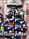 Безрукавки для мальчика на флисе TAURUS 1-5 лет, фото 4
