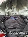 Безрукавки для мальчика на флисе TAURUS 1-5 лет, фото 5