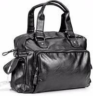 Кожаная мужская сумка, дорожная мужская сумка, городская сумка, прочная сумка