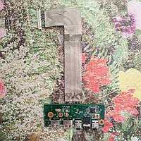 Аудио плата с ЮСБ для ноутбука Asus N71 N71v N71vn N71vg 60-nx0au1100-b02