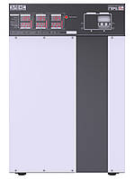 Стабилизатор напряжения трехфазный ГЕРЦ 16-3-40 v3.0 (26,4 кВА/кВт), 16 - ступенчатый, тиристорный , фото 1