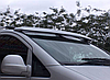 Козирьок Mercedes Vito W639 під покраску