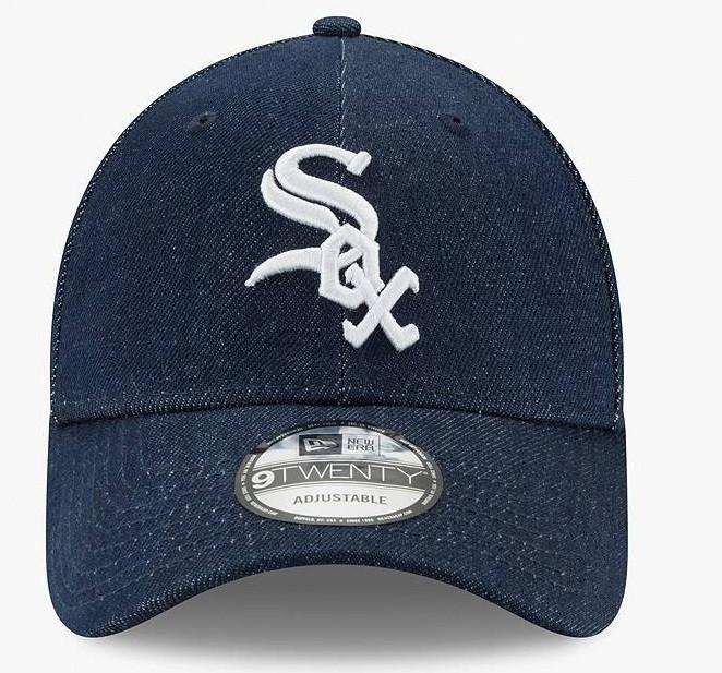 Джинсовая бейсболка - Chicago White Sox