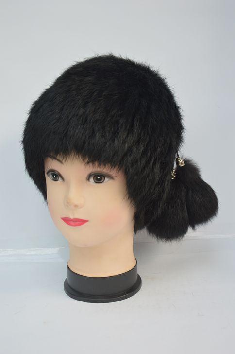 Женская меховая шапка оптом и в розницу