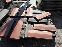 Парапет бетонный на забор 180х500х50 мм
