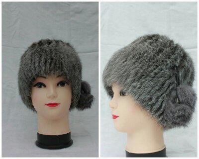 Елегантная меховая шапка оптом и в розницу