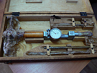 Нутромер индикаторный НИ 700 (450-700 мм) Калибр CCCР