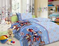 Комплект постельного детского белья бязь - 5308/2 Пираты