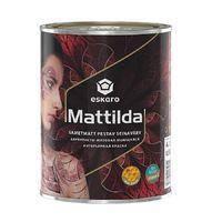 Моющаяся бархатисто-матовая интерьерная краскаMattildaEskaro   (0,95л)