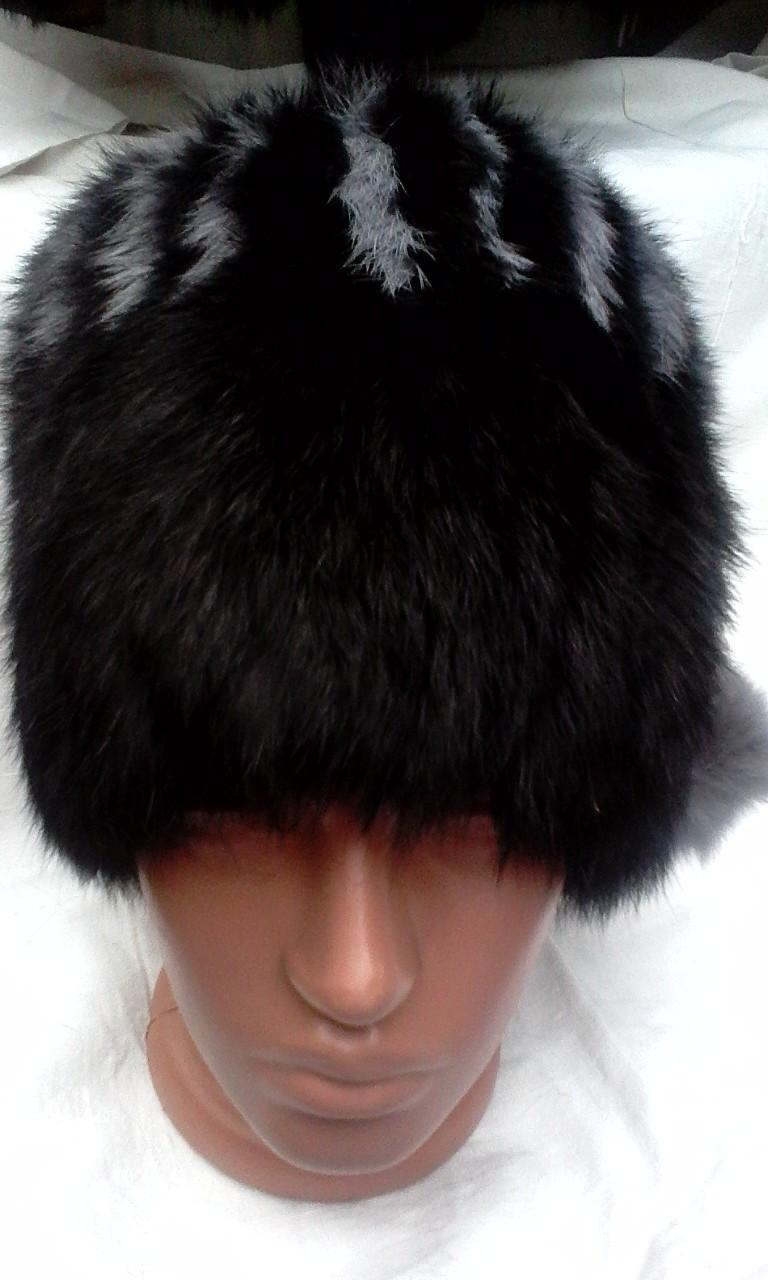 Теплая меховая шапка оптом и в розницу