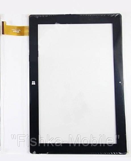 Тачскрин Prestigio PMP1011TDBK MultiPad Visconte 4U сенсор для планшет