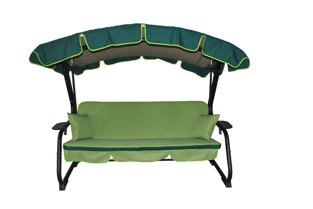 Max нагрузка, кг360 Длина сидения, см180 Вес, кг65 Диаметр трубы, мм60 Тканьдралон Размеры упаковки, см212х80х20; 180x52x25 Минимальная партия, шт.5 Страна производительИталия