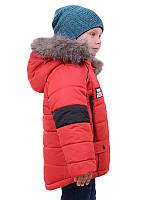 Зимняя  качественная куртка для мальчика.