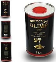 Оливковое масло 1 холодный отжим Греция 1л