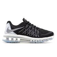 Размер: 41, 42, 43, 44, 45. Nike Air Max 2015 S-0035, черно белые. Мужские кроссовки