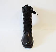 Ботинки женские со шнуровкой Donna Ricco 544, фото 3