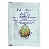 Питательный восстанавливающий флюид Elea Professional Luxor Color (саше) 3 гр.