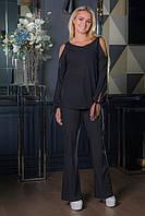 Блузка Санса черный, фото 1