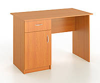 Стол письменный с дверцей и шухлядой, фото 1