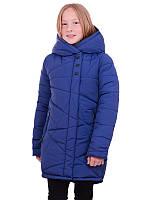 Зимняя куртка для девочек удлиненная для девочек от 10 до 15грн.