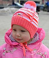 Кармашек. ПЛОТНАЯ. (девочкам) р.44-48см (1-2 года):  бело-розовый, розовый