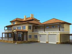 Проектування приватних будинків
