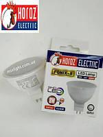 Светодиодная лампа 8W 4200K GU5.3 Horoz
