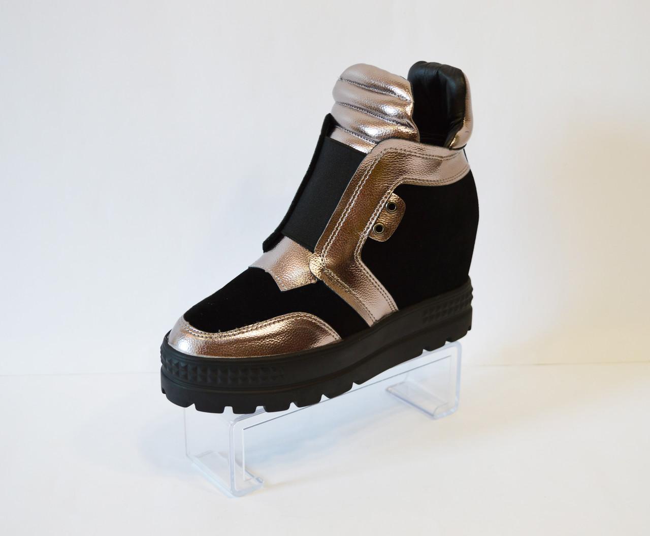 Демисезонные женские ботинки Comer 42