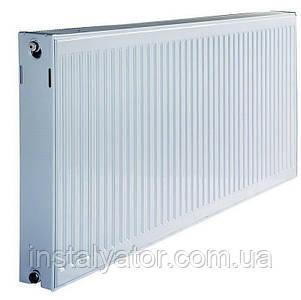 Радиатор стальной, панельный с нижним подключением COMRAD Ventil Compact 22