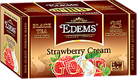 "Чай в сашетах ""Edems Strawberry Cream GOLD"", 25ф/п"