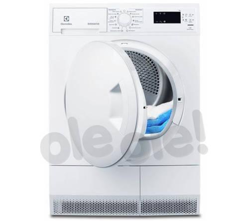 Сушилка Electrolux EDP12074PDW