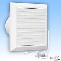 Настенный вентилятор Hardi 125 (00018), механические жалюзи