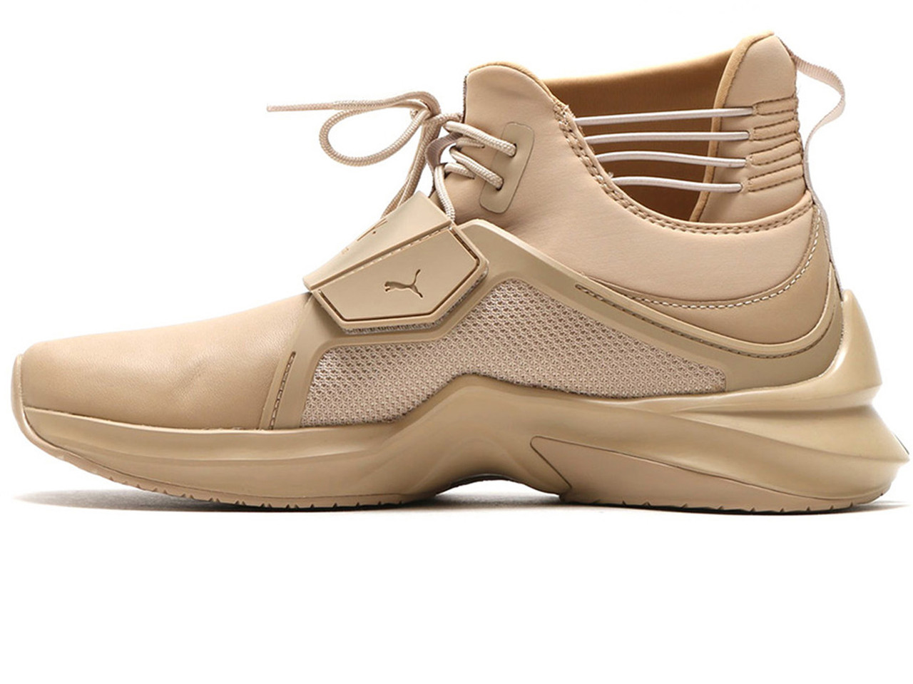 05aa6d91 Женские кроссовки PUMA Fenty Rihanna Trainer Beige (Реплика ААА+) - Rocket  Shoes -
