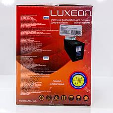 LUXEON UPS-1000ZX - бесперебойник с правильной синусоидой, фото 3