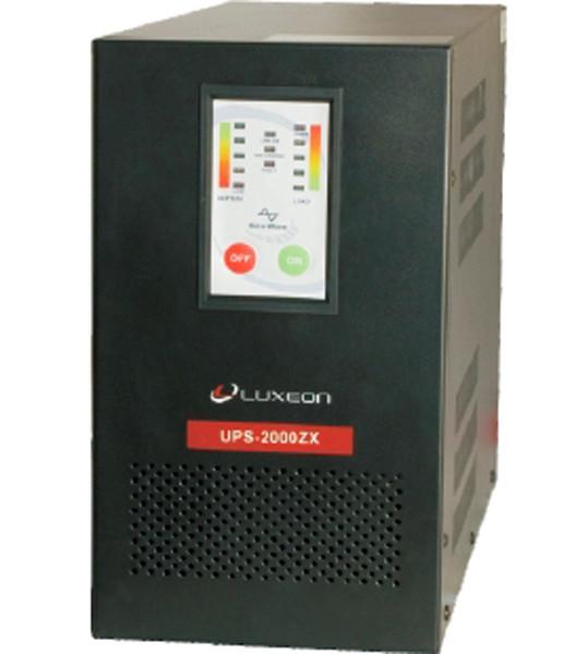 LUXEON UPS-2000ZX ДБЖ - безперебійник - УПС -UPS - з правильною синусоїда