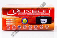 LUXEON UPS-500ZY - Лучший бесперебойник для котла - ИБП, фото 2