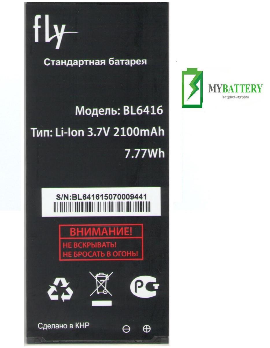 Оригинальный аккумулятор АКБ батарея Fly BL6416,FS551