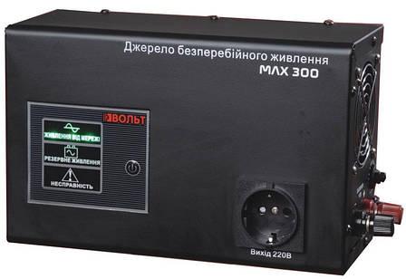 ВОЛЬТ MAX-300 - Лучший бесперебойник для котла - ИБП, фото 2