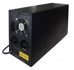 RUCELF UPI-1000-12-E ИБП - бесперебойник - УПС -UPS - с правильной синусоидой, фото 2