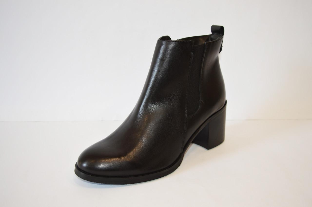 Кожаные осенние ботинки Lan-Kars 223