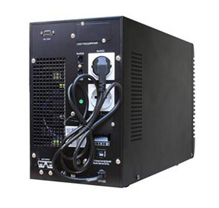 RUCELF UPO-3000-96-EL онлайн ИБП - бесперебойник с двойным преобразованием - УПС -UPS, фото 2