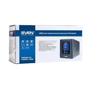 SVEN Reserve Home-500 - ИБП для котла - бесперебойник - УПС -UPS, фото 2