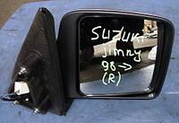 Зеркало правое электр 3 пиновSuzukiJimny1998-